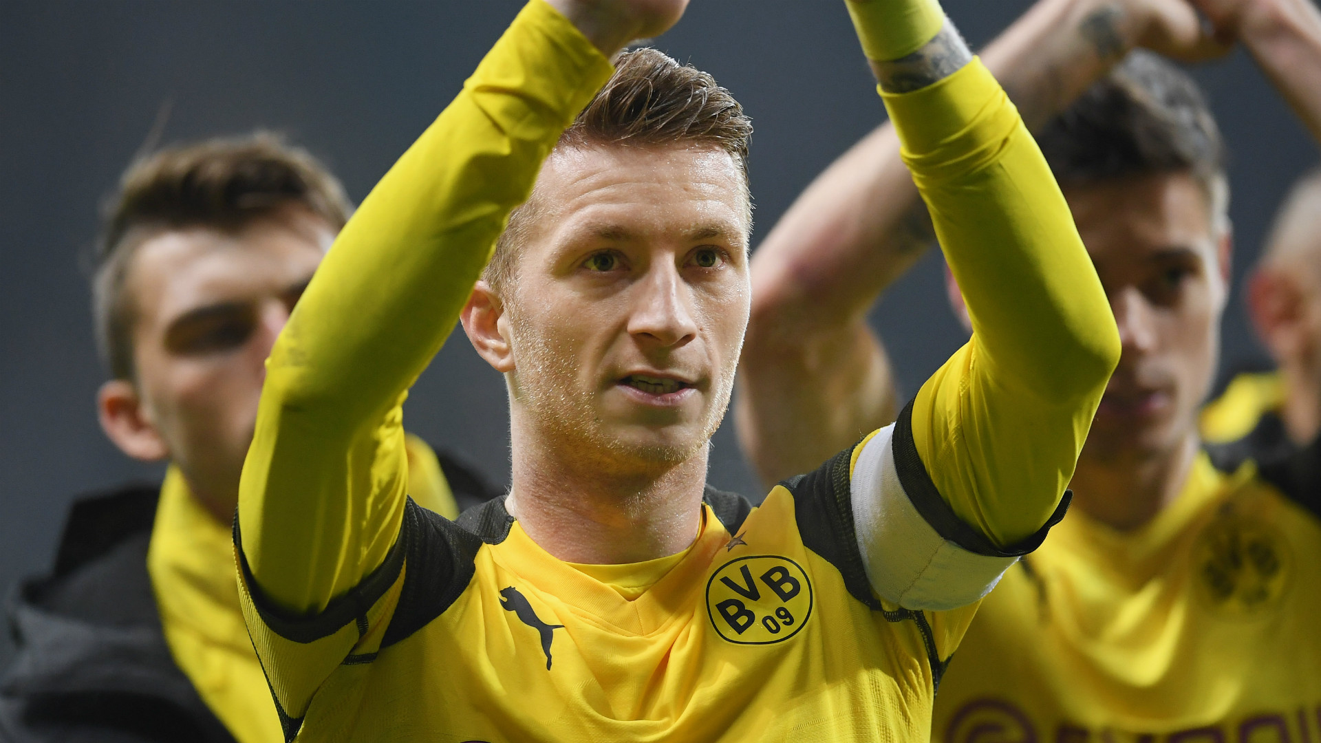 'I belong here' - Reus does not regret decision to stay at Dortmund despite offers from Barca, Arsenal and PSG