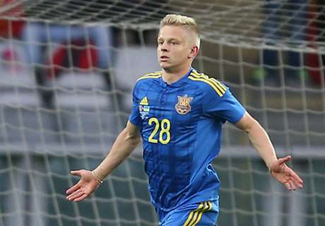 Source: City in talks to sign Zinchenko