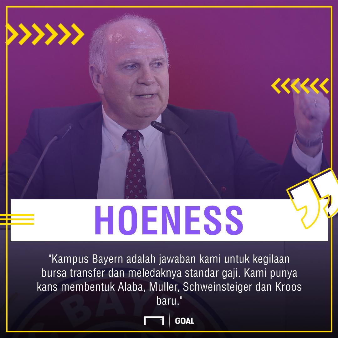 GFX Bayern Munich Uli Hoeness