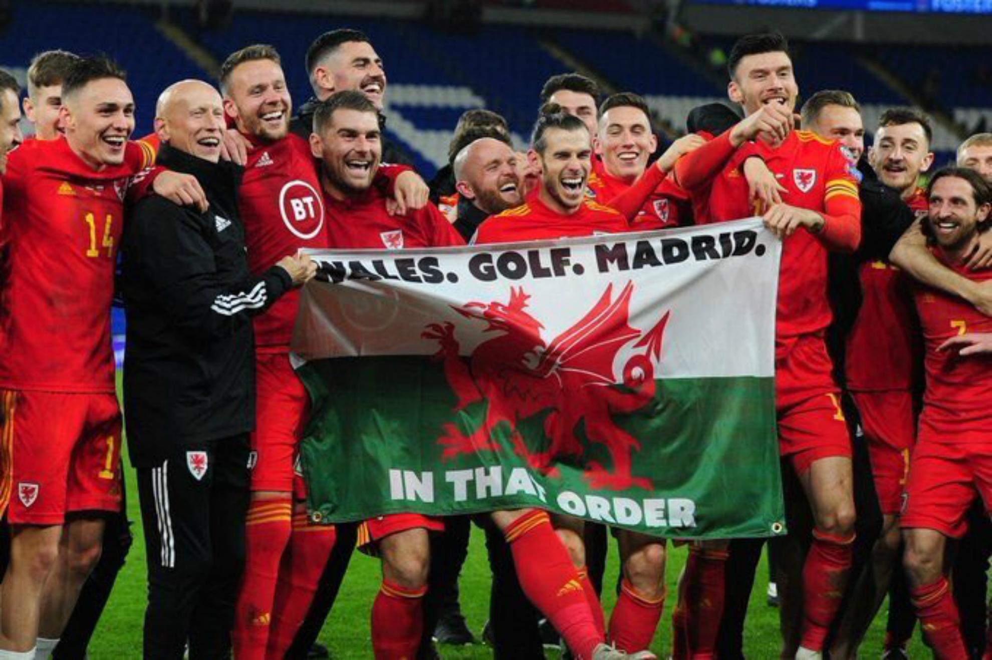"""""""Pays de Galles, golf, Madrid"""", la provocation ultime de Gareth Bale envers le Real Madrid"""