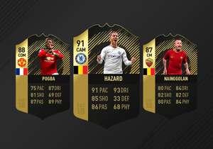 Wer hat es in das Team der Woche 10 von EA Sports FIFA geschafft? Gleiche mehrere Bundesliga- und Ex-Bundesligaspieler sind dabei.