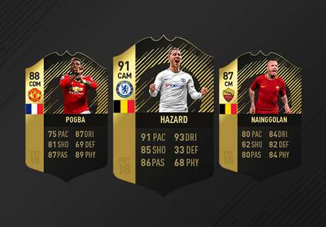 EA Sports FIFA Team der Woche 10