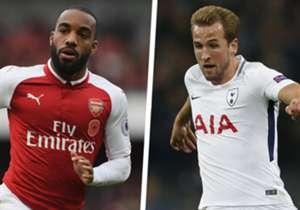 يستضيف نادي آرسنال نظيره توتنهام يوم السبت المقبل في ديربي شمال لندن بالجولة الـ 12 من الدوري الإنجليزي، ونستعرض أبرز لاعبي الفريقين