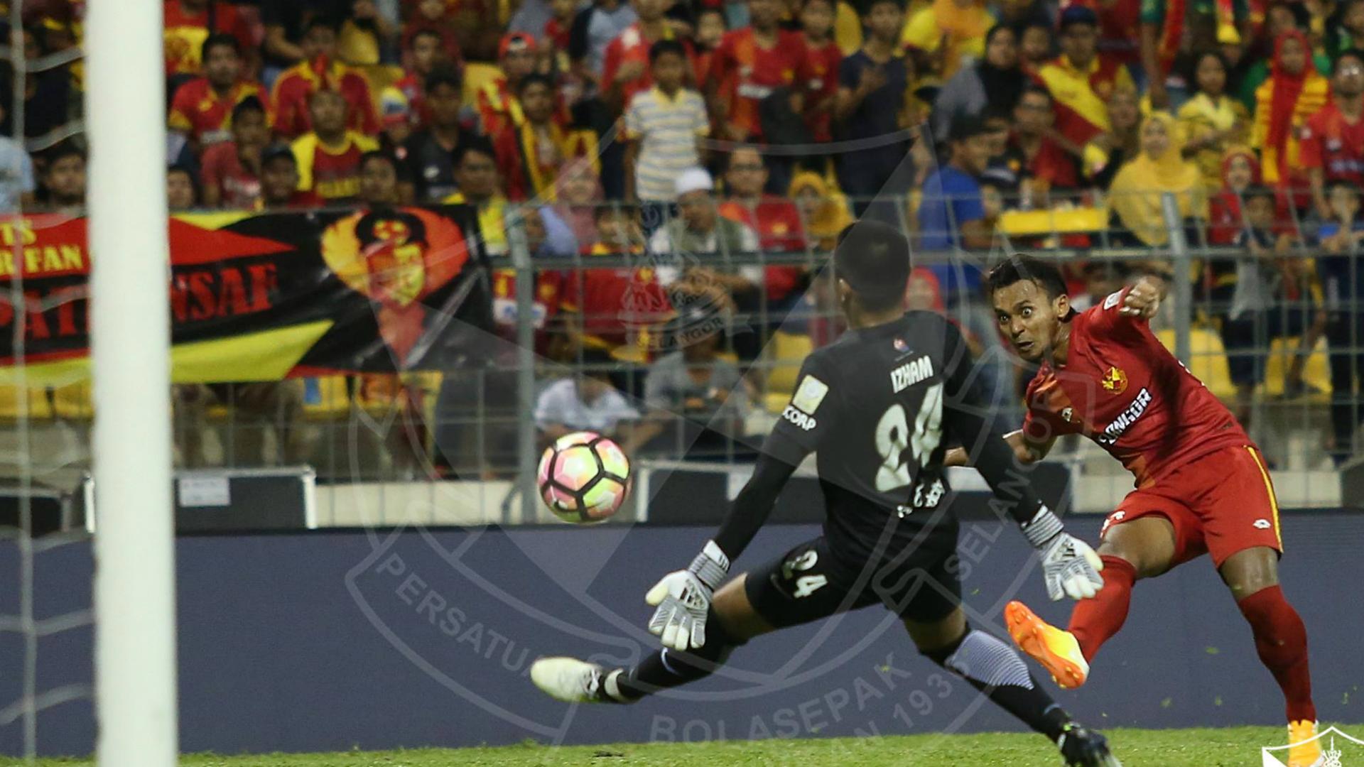 Amri Yahyah, Selangor, Super League, 05/08/2017