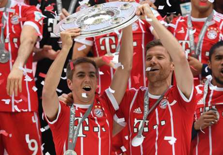 Klasemen Akhir Bundesliga 2016/17