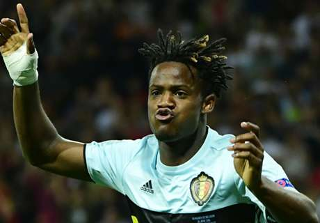 Batshuayi's SUPERB goal celebration