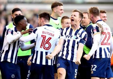Harris: Singkirkan Leicester Jadi Momen Besar Millwall