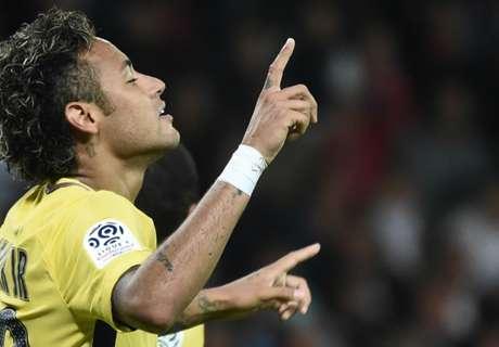 VIDEO - Neymar scoort eerste PSG-goal