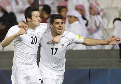 REPORT: Qatar 0 Iran 1