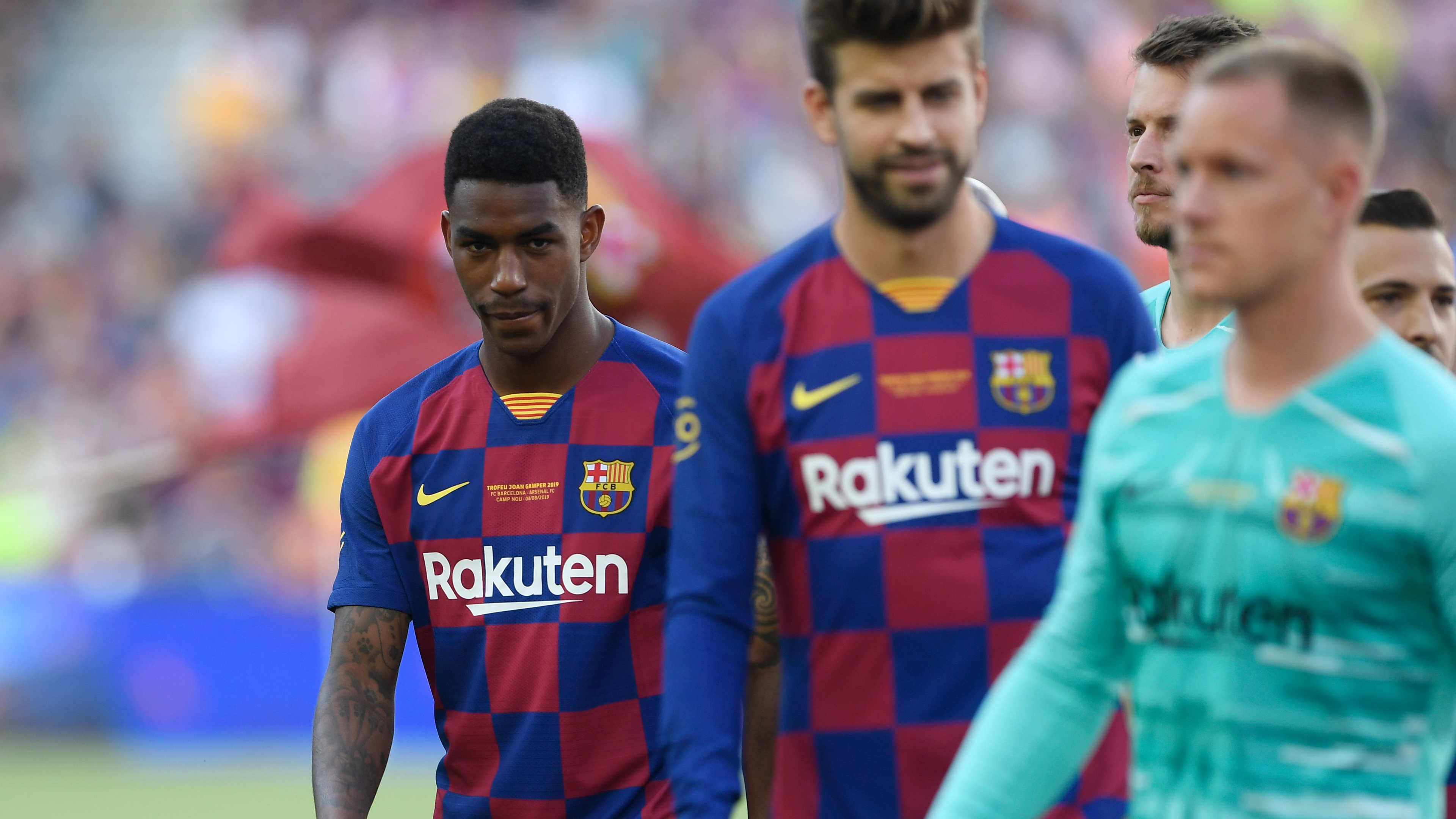 Old Messi tweets come back to haunt new Barcelona recruit Junior Firpo