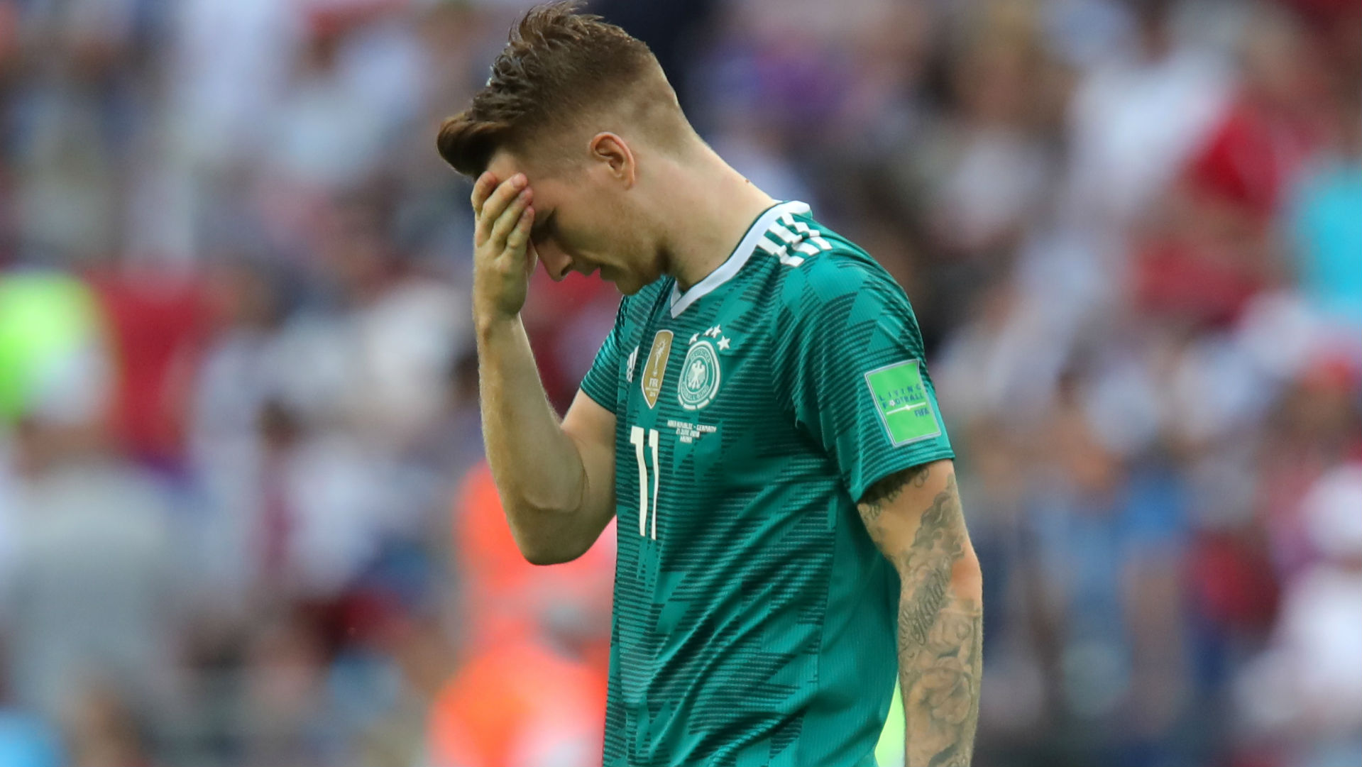 'Germany's downfall' - Newspapers react to shock World Cup elimination