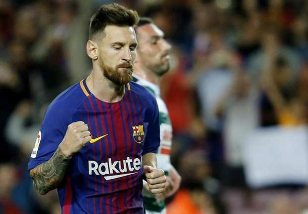 Barcelona 6-1 Eibar: Todos bailan al ritmo de Lionel Messi