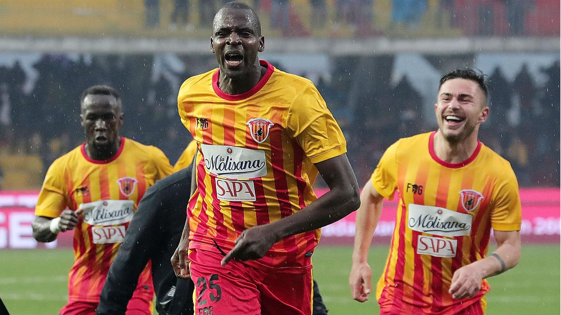Cheick Diabate Bags Brace As Benevento Succumb To Juventus