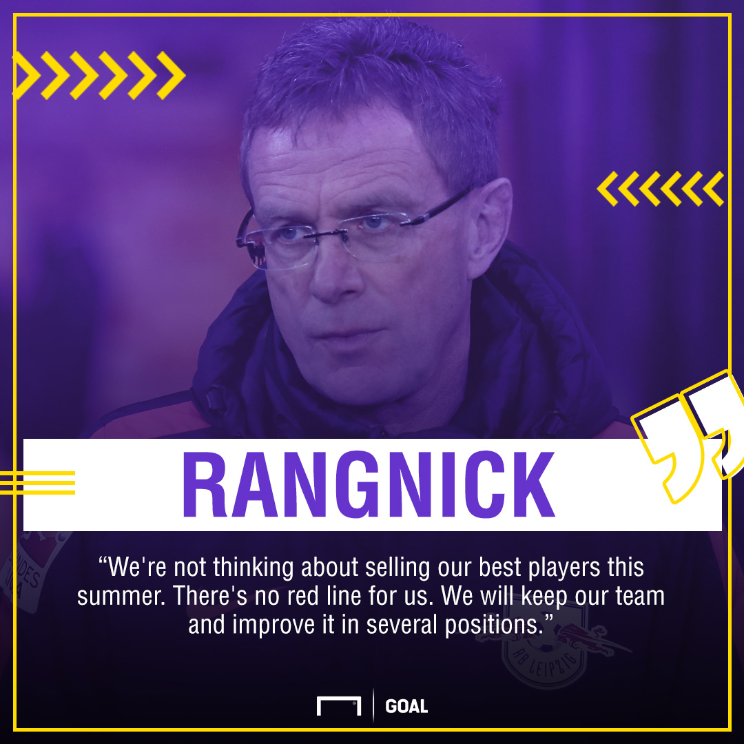 GFX Ralf Rangnick RB Leipzig Player Sales
