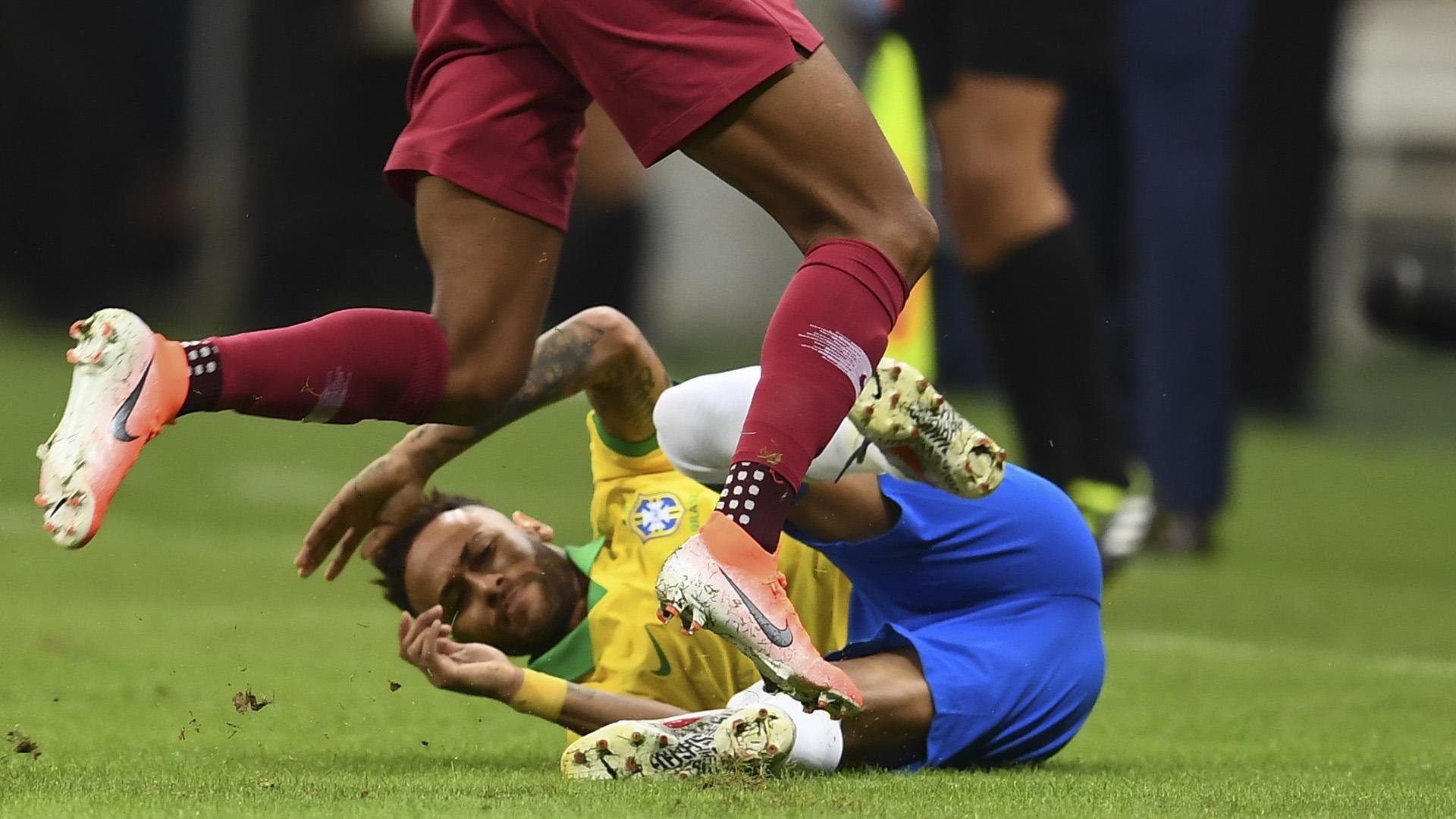 """Kléberson sur Neymar : """"Le Brésil a bien fait de lui retirer le brassard"""""""