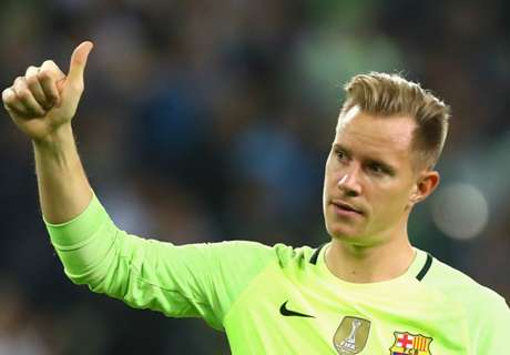 Ter Stegen extends Barca contract
