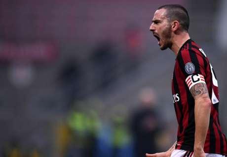 Bonucci spasio Milan, Benevento slavi drugu pobjedu