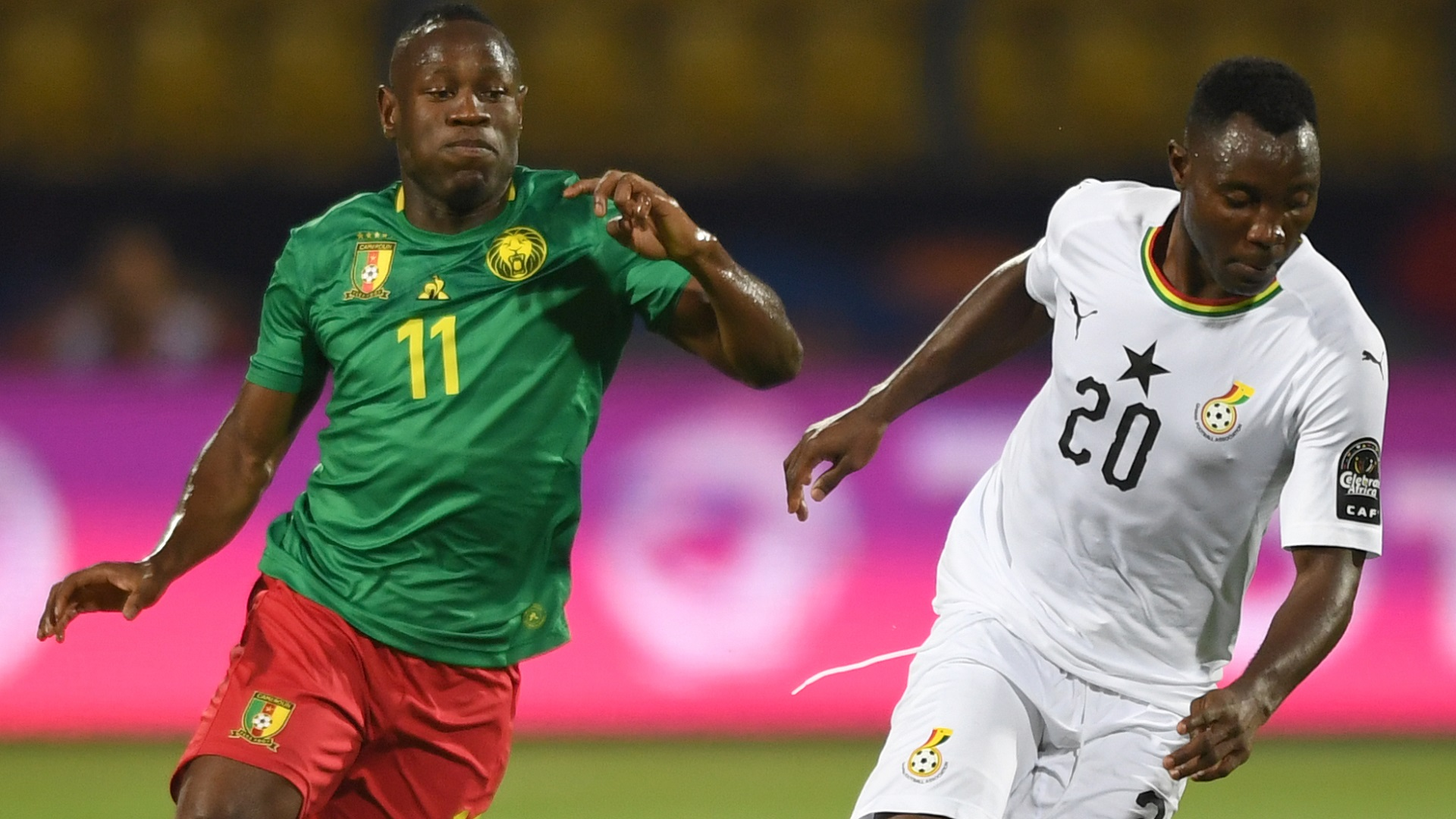"""Amrouche Apologizes To Eagles For """"Juju"""" Comment - Nigeria"""