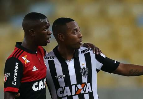 Wonderkid Vinicius makes debut