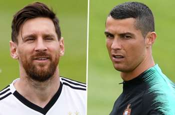 Ronaldo is like Nadal and Messi is like Federer, says ex-Real Madrid man Cassano