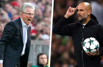 Bayern pressed the reset button with Heynckes while Pep steps into the future