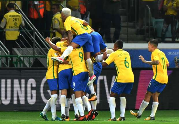 IN STATS: All the numbers from Brazil's win over Chile