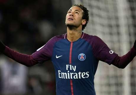 Neymar scores four as PSG thrash Dijon