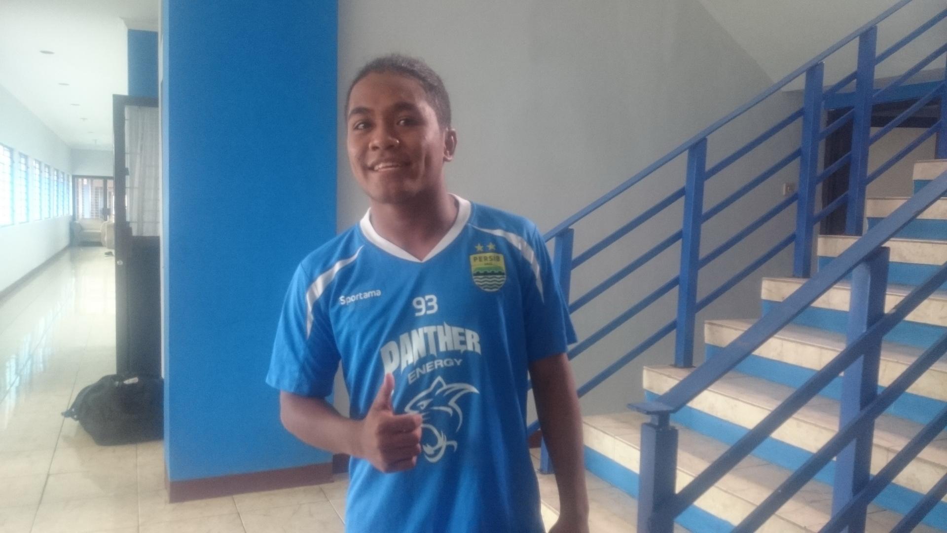 Fulgensius Billy Paji Keraf Persib Bandung