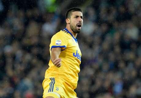 Serie A: Drei Tore! Khedira brilliert bei Juve-Sieg