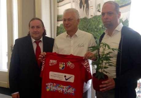 Un club austríaco, patrocinado por una productora de marihuana
