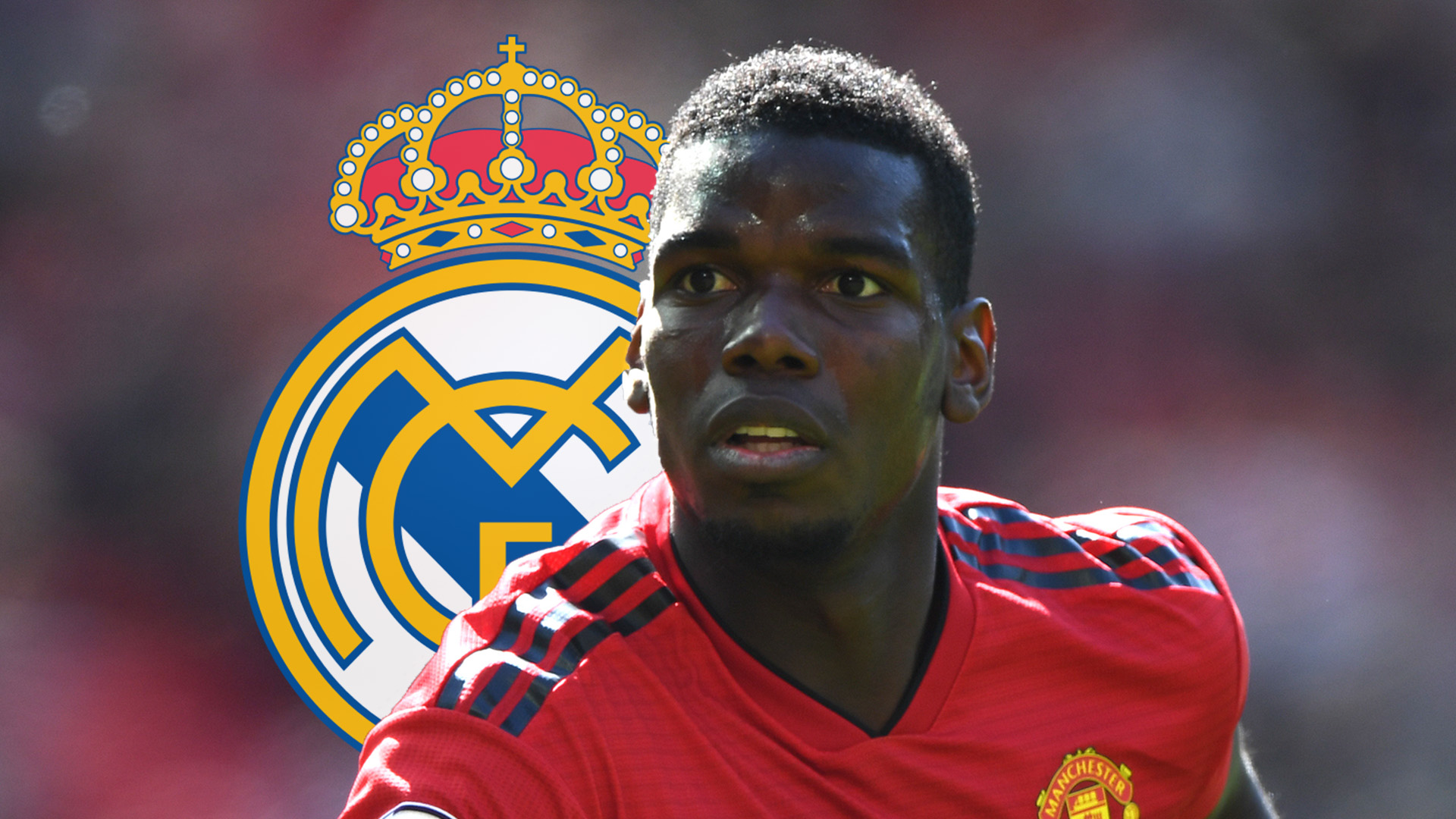 Real Madrid don't expect Pogba pursuit to truly begin until the end of the summer transfer window