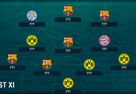 Messi en kötü 11'de!