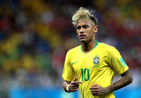 Brazil vs Costa Rica team news: Neymar starts