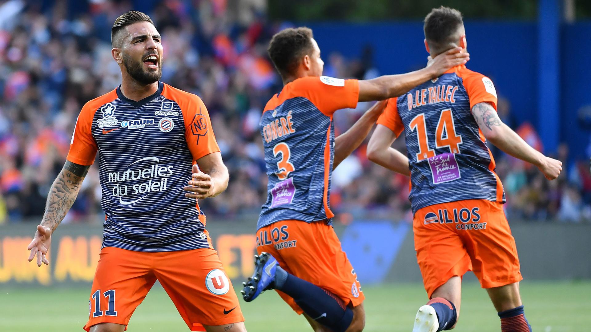 Montpellier : le calendrier de Ligue 1 pour la saison 2019-2020