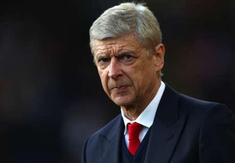 Wenger: decisão após FA Cup