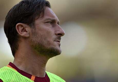 Totti: Mit ihm hätte ich gerne gespielt