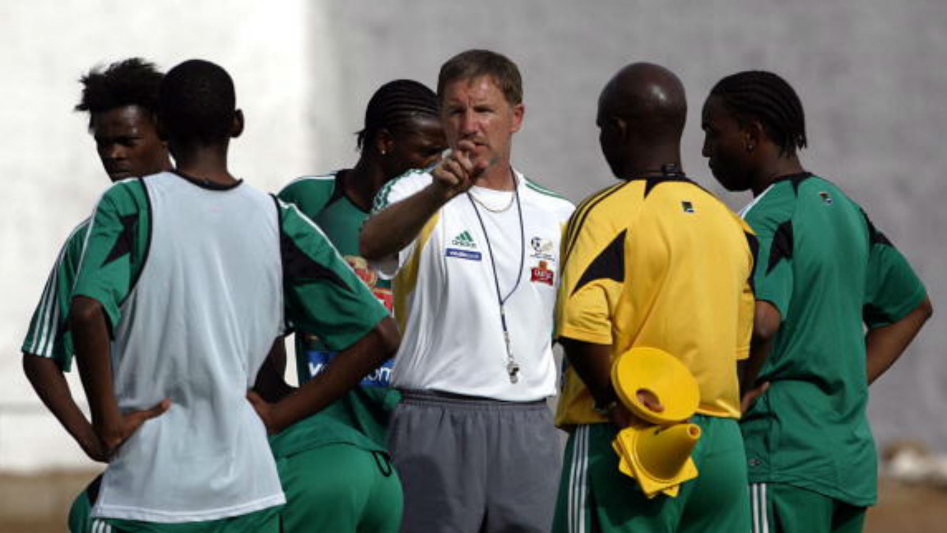 Bafana Bafana,Stuart Baxter