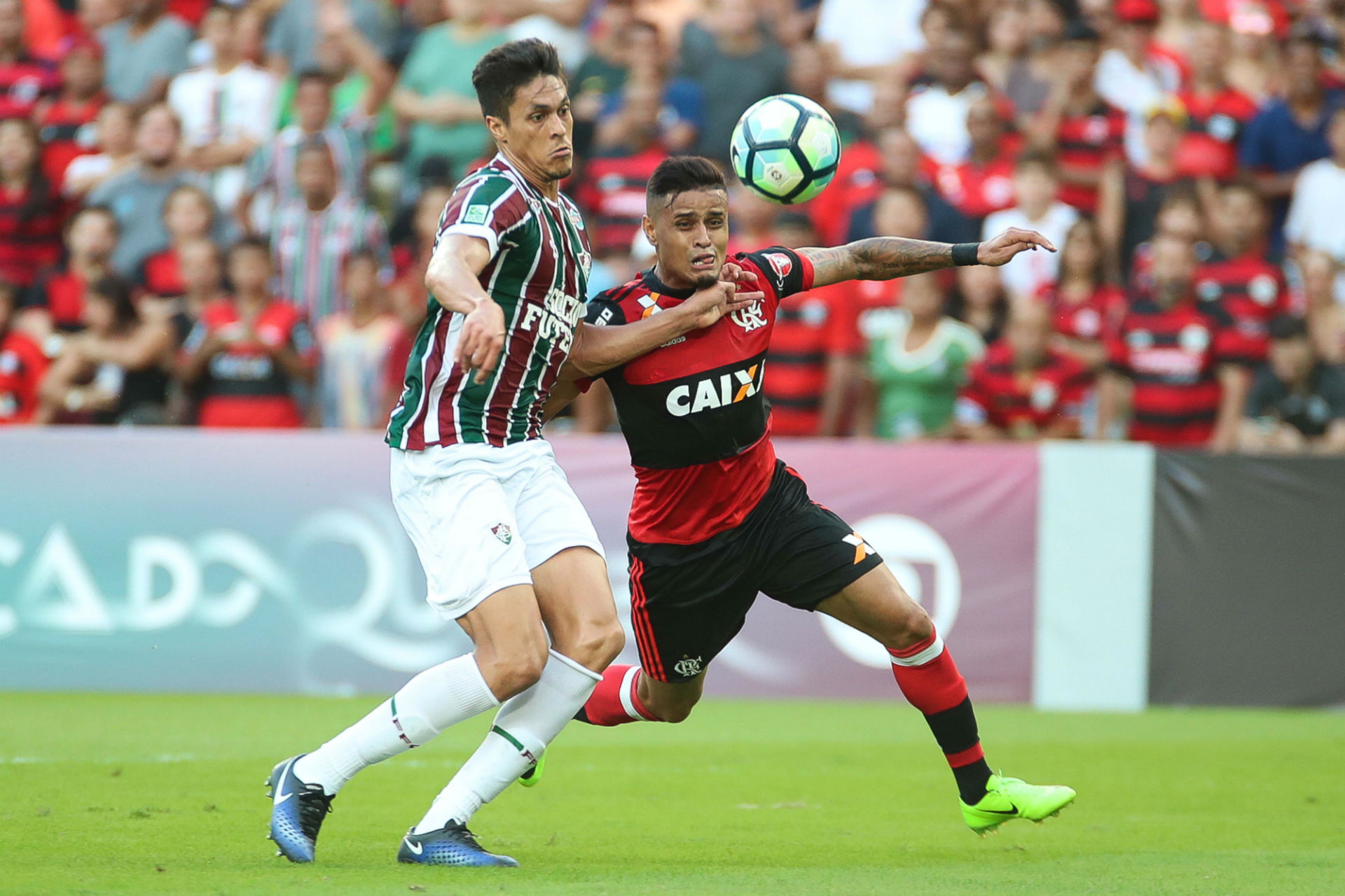 Everton Fluminense x Flamengo 18062017