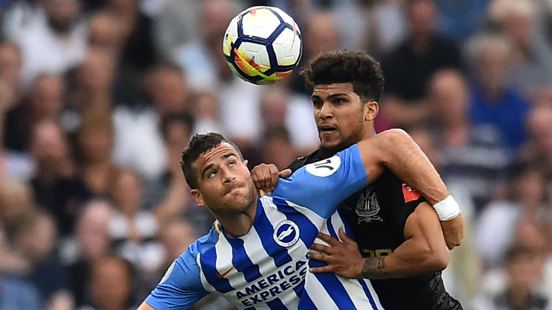 Tomer Hemed Brighton DeAndre Yedlin Newcastle