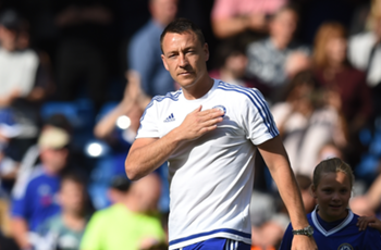 Chelsea's Stamford Bridge tribute to Terry