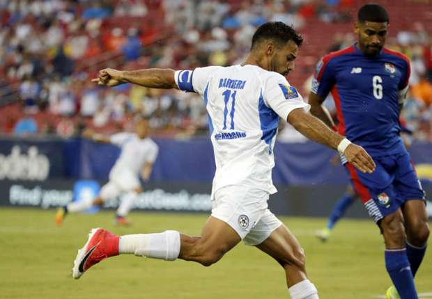 Nicaragua captain Barrera hopes Gold Cup can launch other teammates to clubs abroad