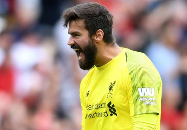 Alisson: Liverpool can keep Neymar quiet