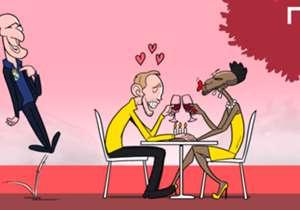 26 DE JULHO | Aubameyang tem uma paixão antiga e mal resolvida pelo Real Madrid. O atacante gabonês garantiu que somente o clube merengue poderia tirá-lo do Borussia Dortmund.