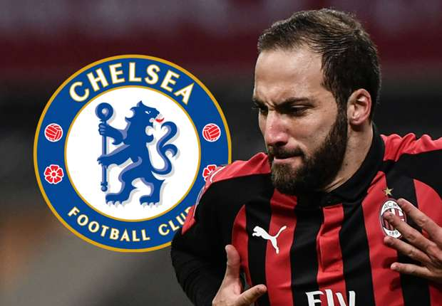 Does Higuain have the stomach for Premier League fight? Chelsea legend Hasselbaink sees potential fitness 'problem'