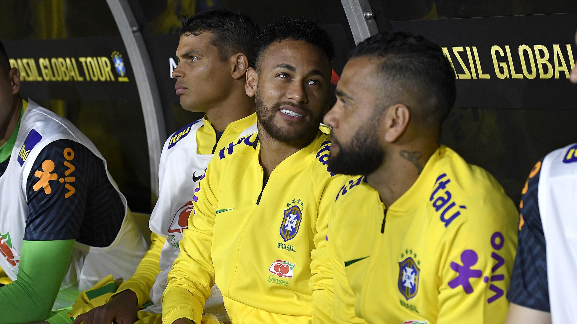 Amical - Le Brésil battu par le Pérou (0-1) : Neymar a joué une demi-heure
