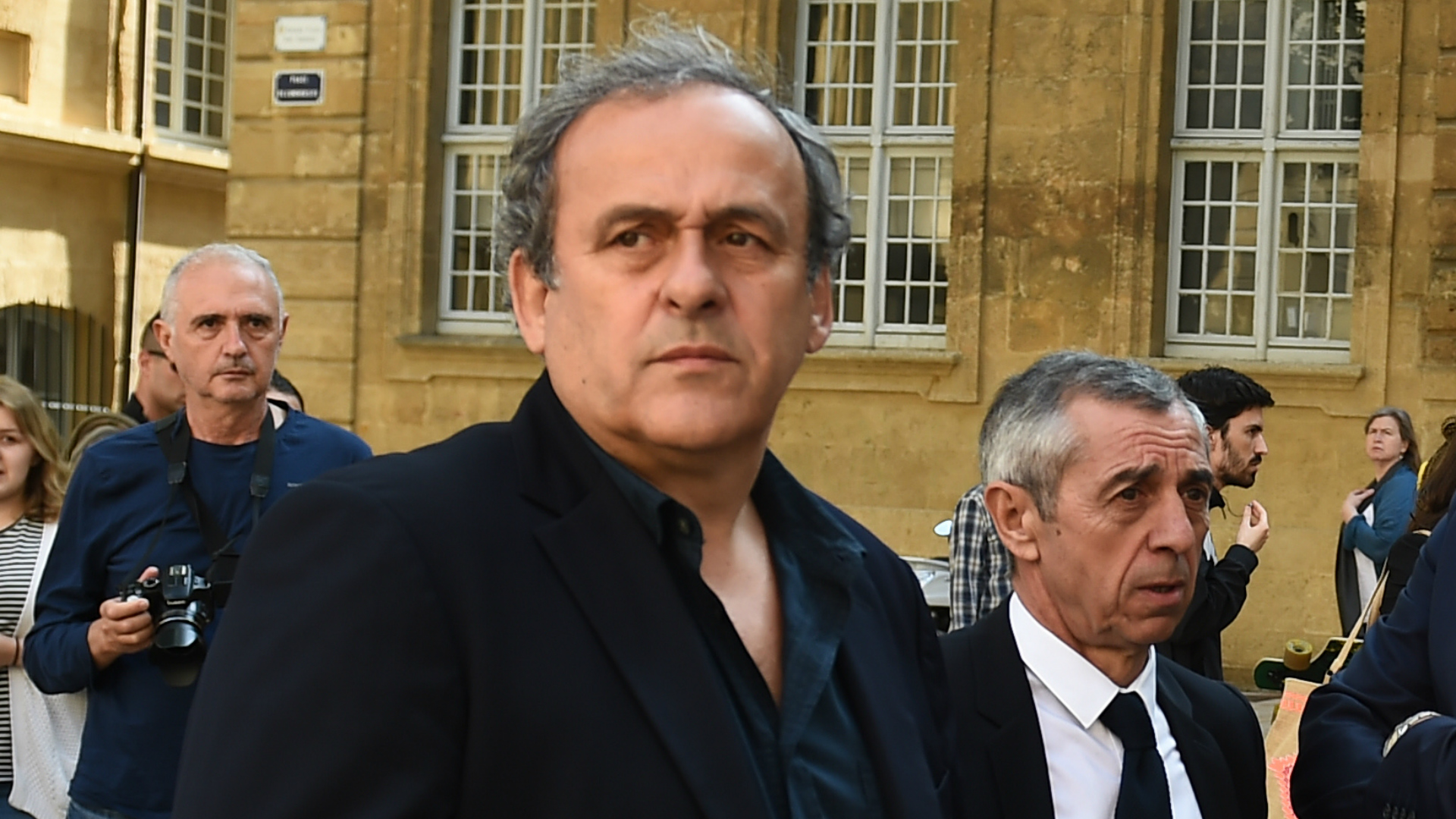 'Conspiracy' - Platini vows to return to football following 'suspension made by morons'