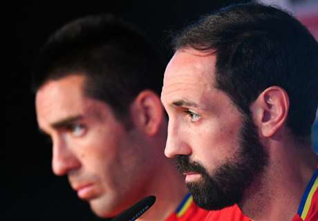 Juanfran wants redemption at Euro 2016