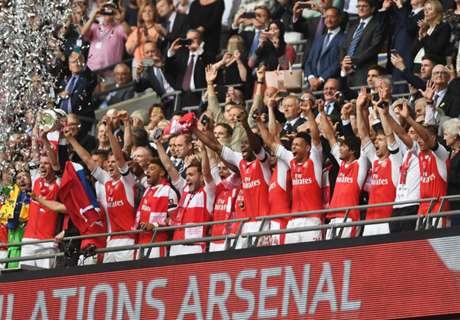 Arsenal gritó campeón