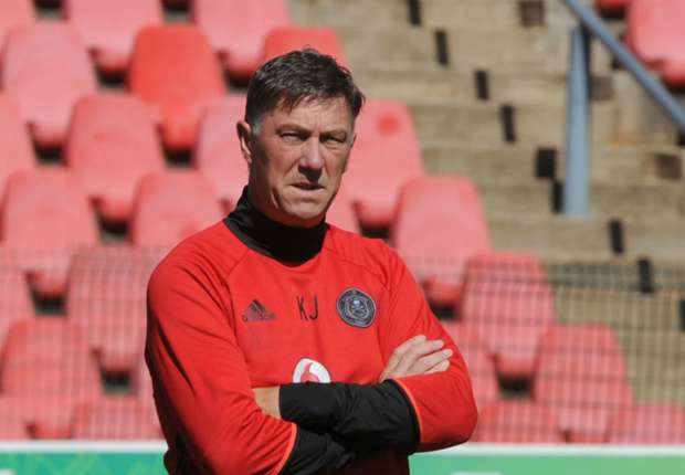It's difficult to get the players you want at Orlando Pirates, says Jonevret