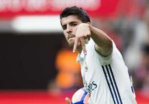 Morata podría abandonar el Real Madrid este verano por una cantidad récord